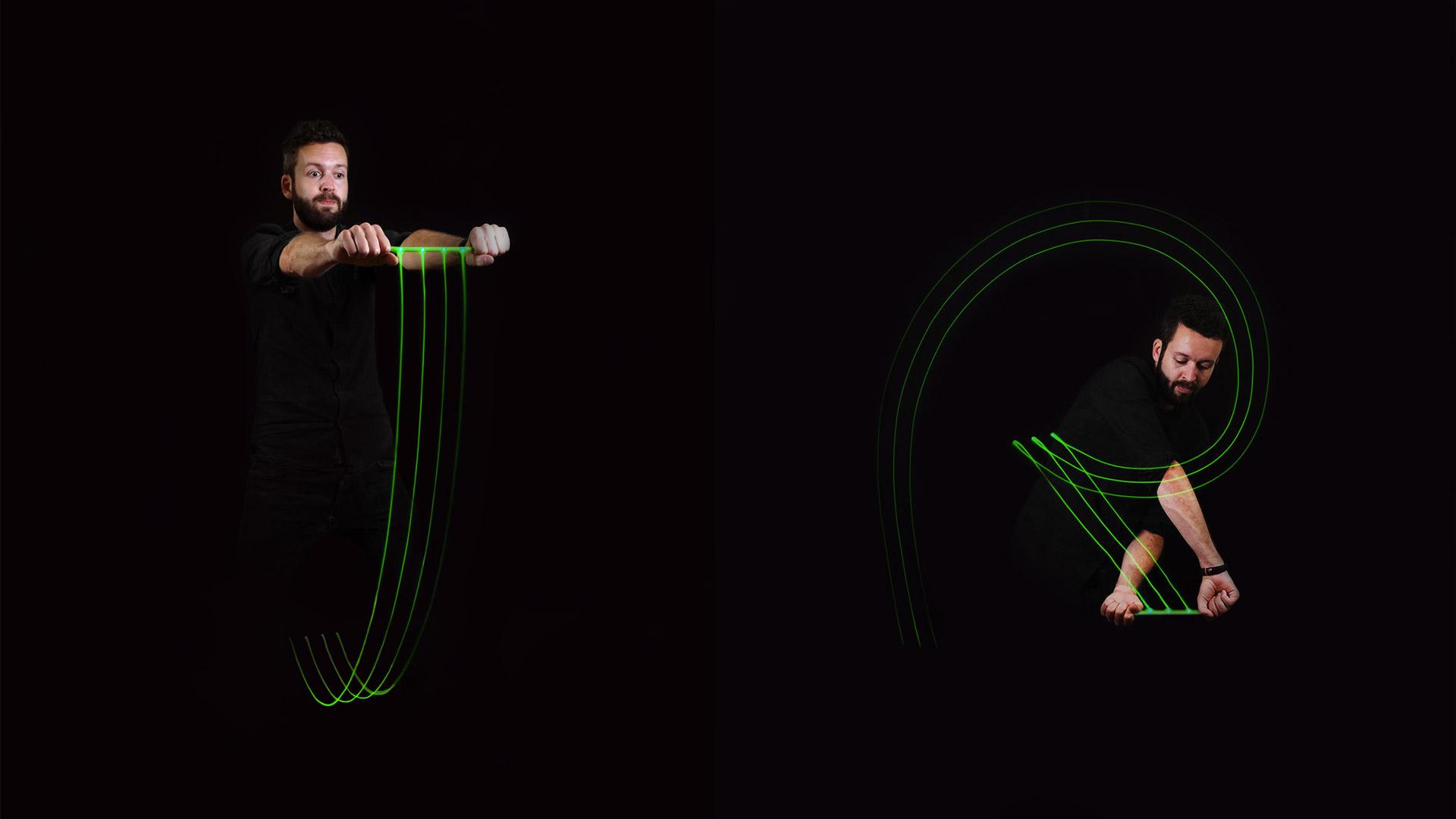 Green Athletics – Fotografisches Experiment