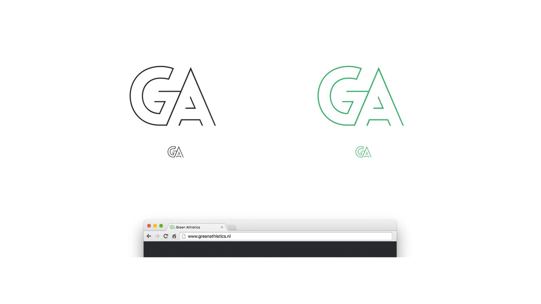 Green Athletics – Monogram