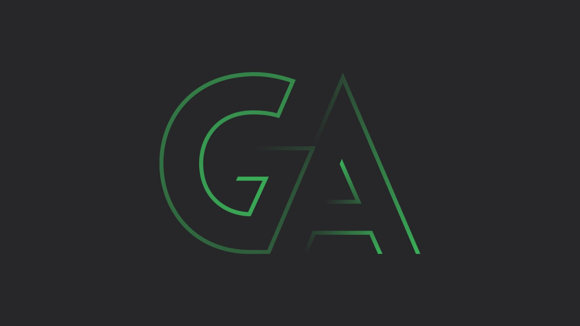 Green Athletics – Monogram Visual