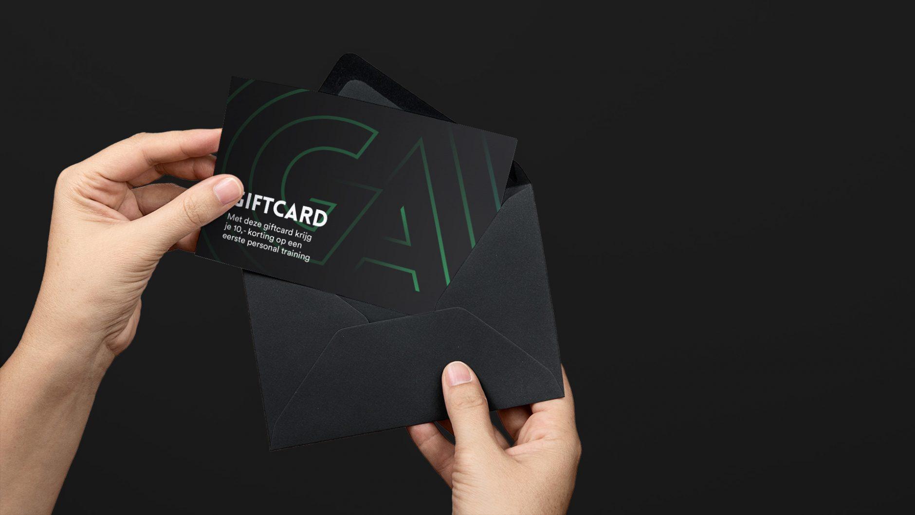 Green Athletics – Geschenkkarte