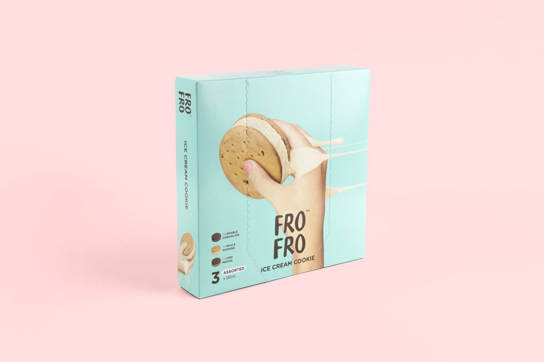 FRO FRO™ Ice Cream Cookie