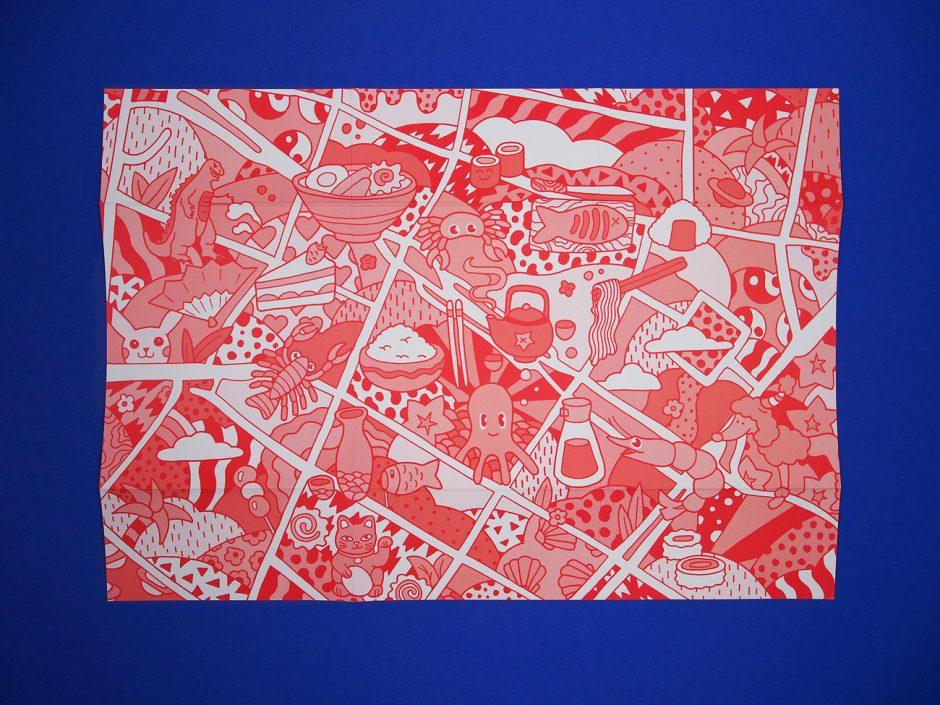 Little Tokyo Map
