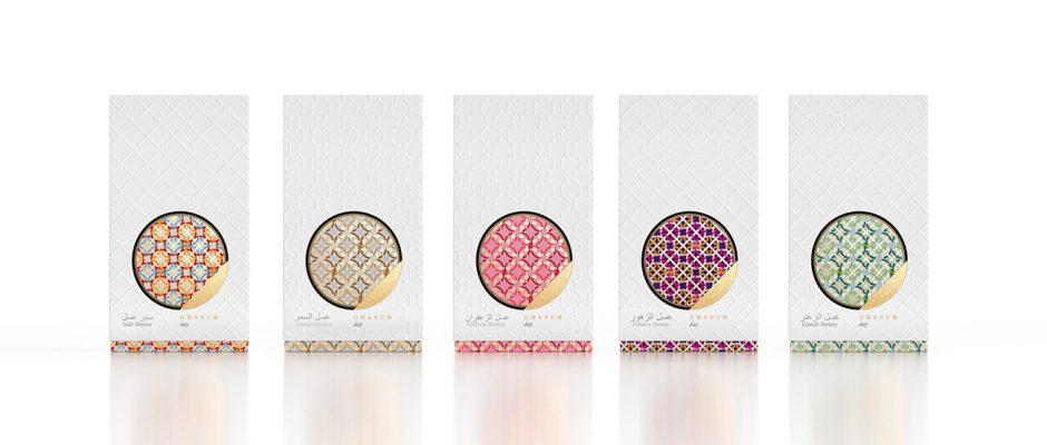 Identity, Logo & Packaging für Omanum Emporium