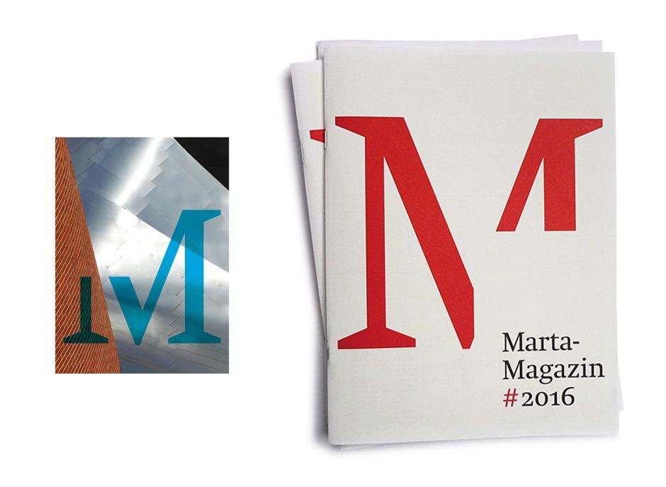 Marta Herford / Corporate Design