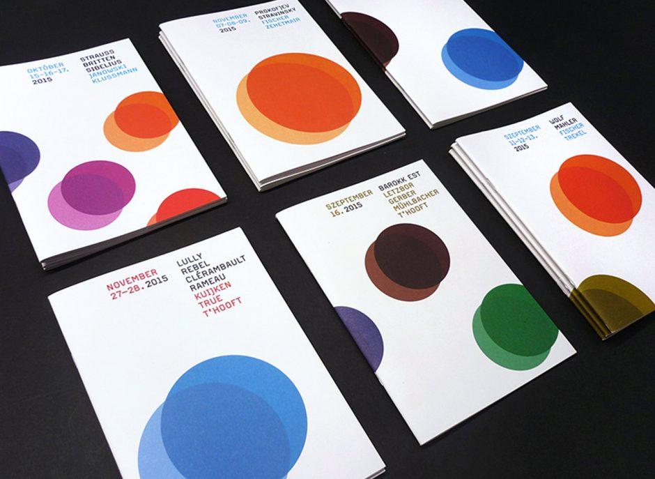 Budapest Festival Orchestra / Corporate Design