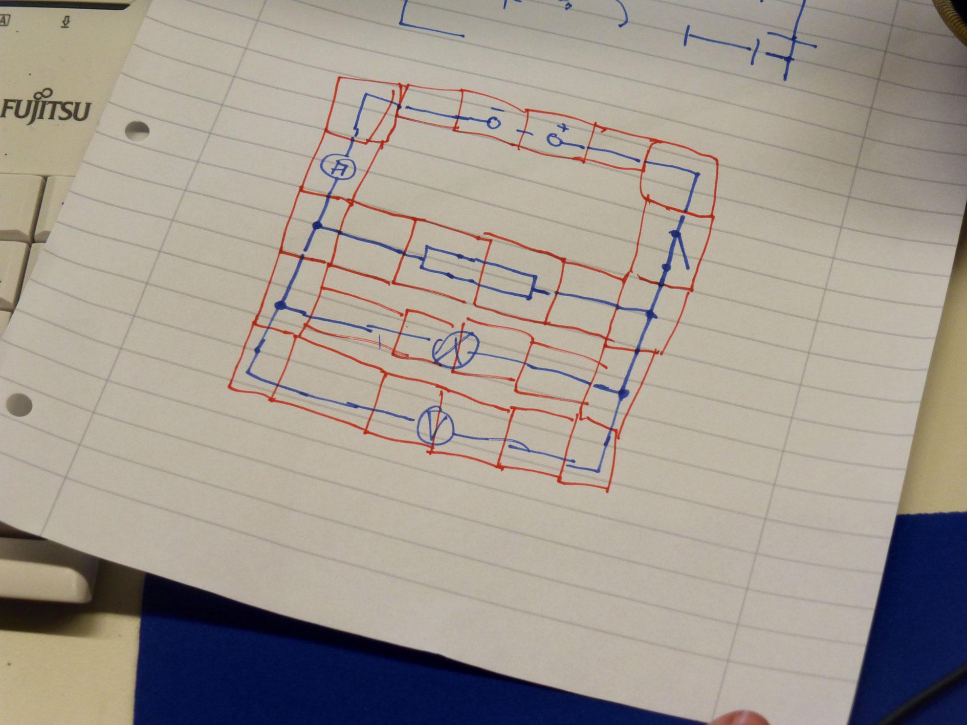 Wie eine Schulklasse einen Font für elektrische Schaltungen ...