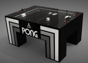 Pong-Tabletop-Game
