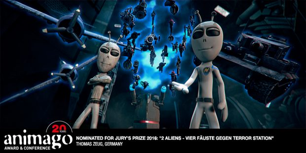 animago AWARD 2016