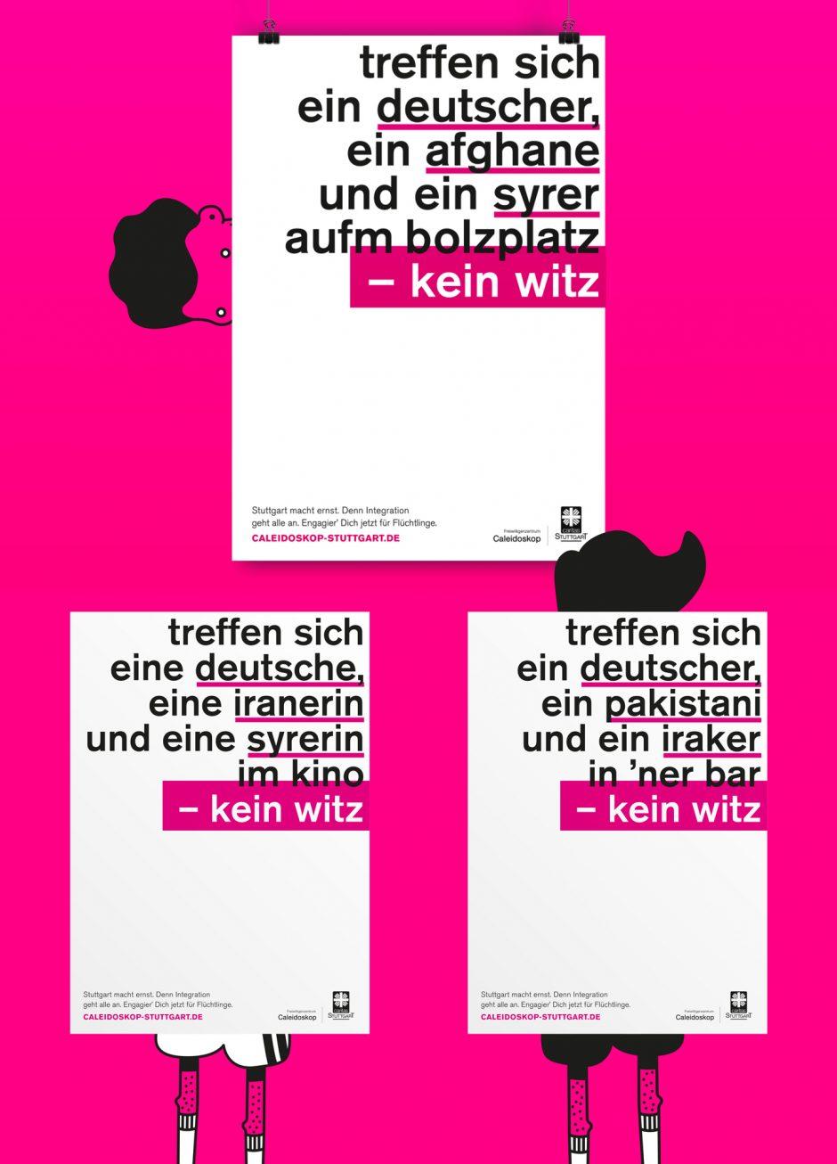 Plakate Übersicht