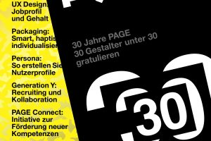 Design, Medien, Kommunikationsdesign, Jubiläum