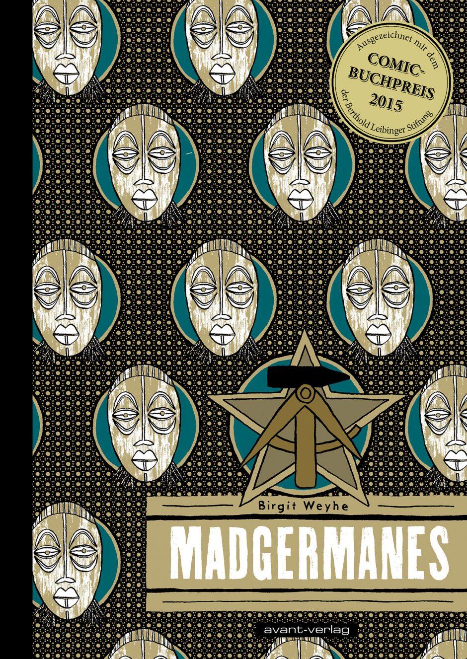 Aus Birgit Weyhes Buch »Madgermanes« (Ausstellung Rote Flora, Achidi-John-Platz 1)