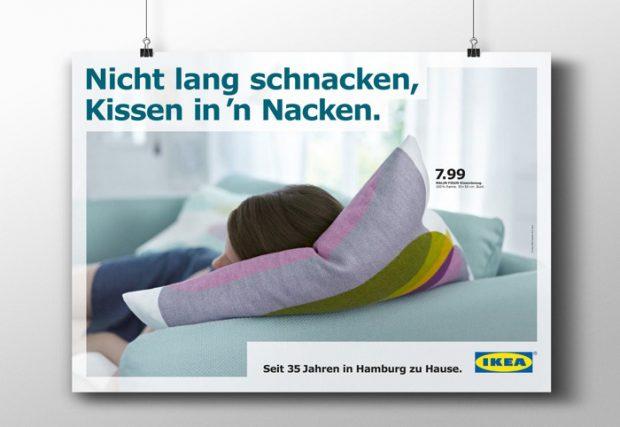 IKEA-Kampagne