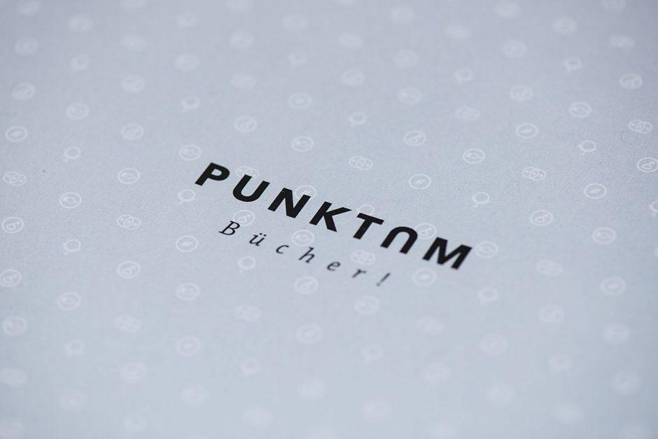 PUNKTUM Verlag: Logo