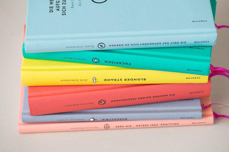 PUNKTUM Verlag: Buchgestaltung