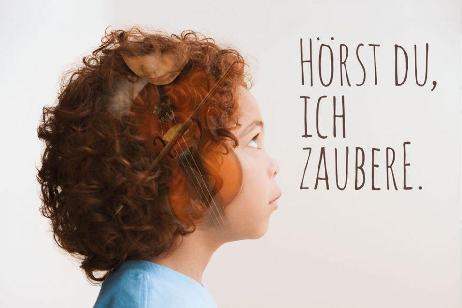 Motiv 5: Bild von Lena Bodammer, Schmidt Media AG Konstanz; Text von Elvira Steppacher von est München