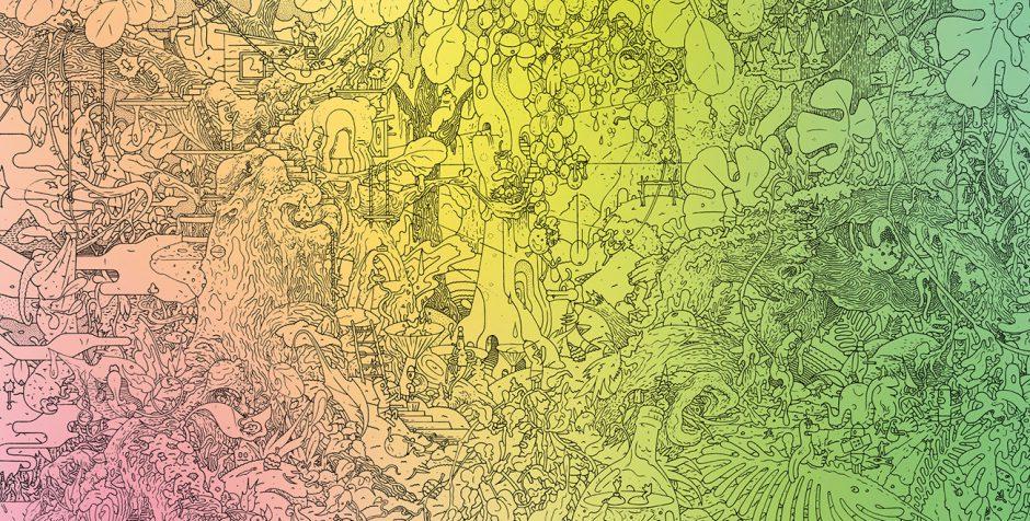 Tommi Musturi: Sozusagen Samuel. Berlin (Reprodukt) 2016, 160 Seiten. 25 Euro. 978-3-95640-107-7 Der gefeierte finnische Comic-Künstler legt eine Fortsetzung der wortlosen, philosophisch-psychedelischen Reisen des weißen Knubbelwesens Samuel vor.