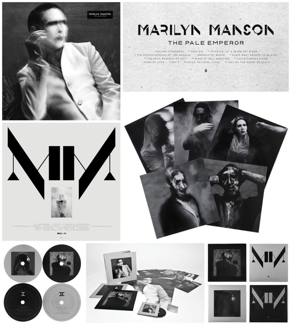 Hassan Rahim –  Marilyn Manson / The Pale Emperor