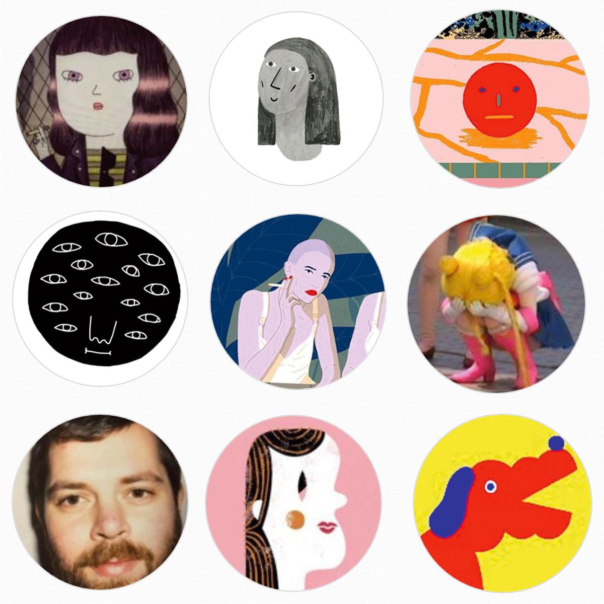 Illustratoren-Instagram-alle-Teaser