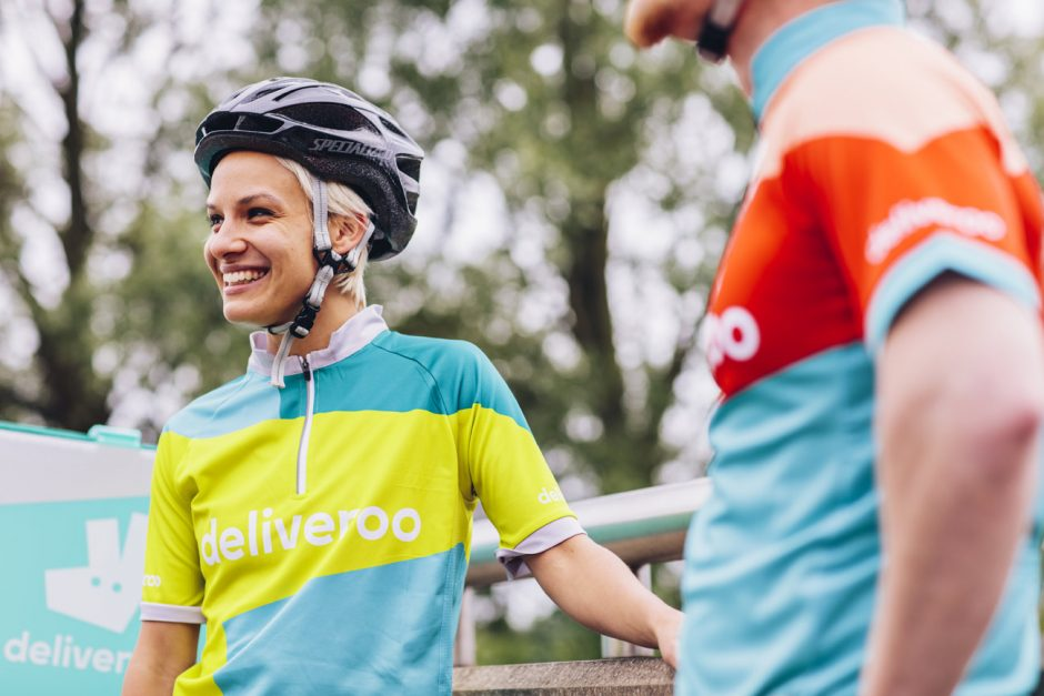 Deliveroo – Outfit