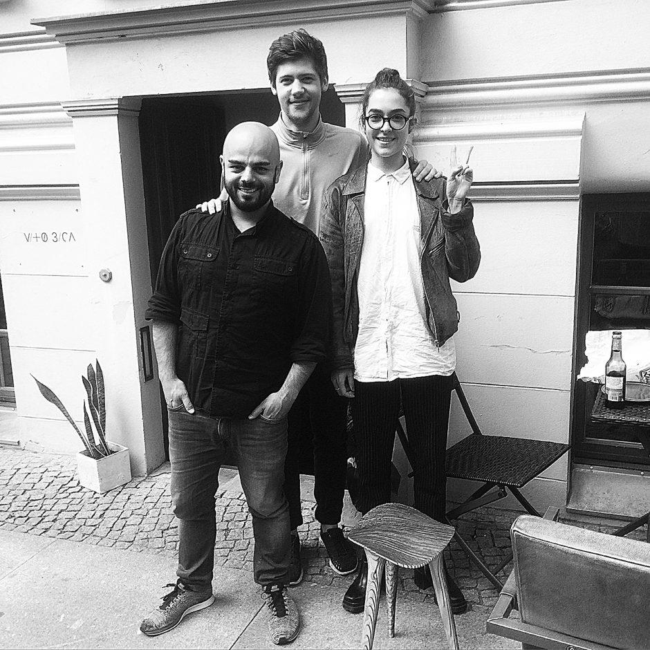 Vito Bica, Maximilian Behrens, Katja Reimers