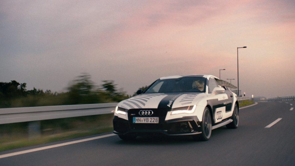 Audi – The Comeback