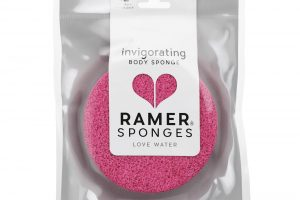 Packaging Design für Ramer Sponges