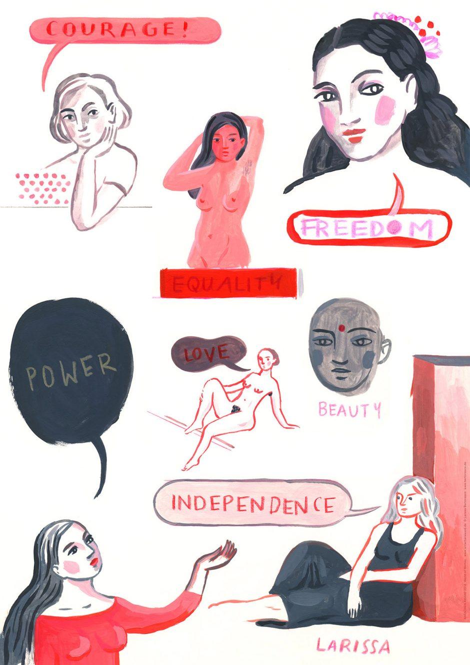 »World of Women«: Larissa Bertonasco