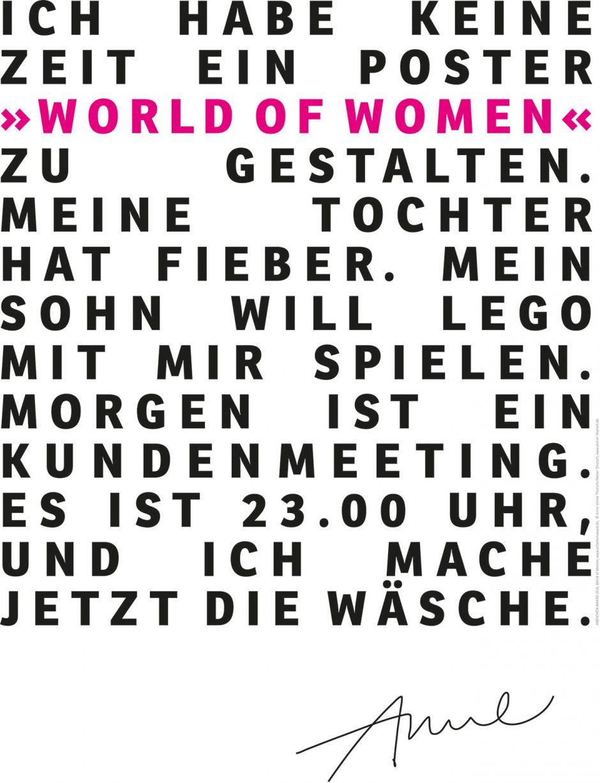 »World of Women«: Atelier Thursch