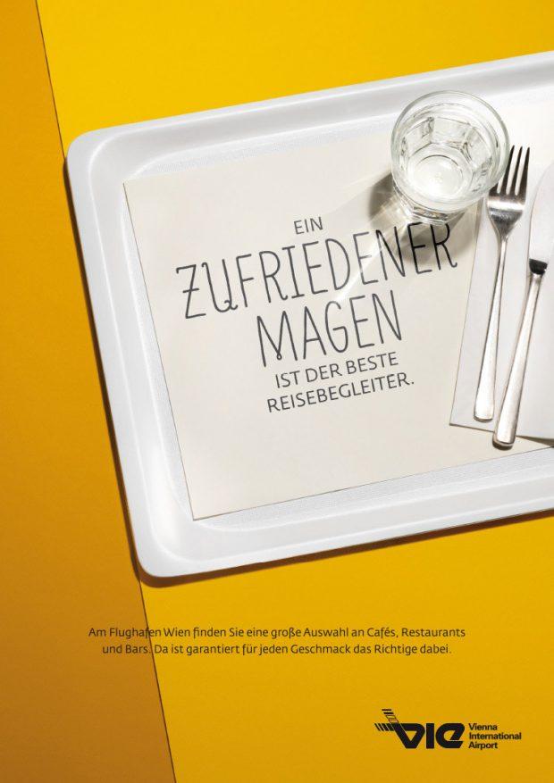 Visual für Bildschirme und Plakate: Cafés, Restaurants und Bars
