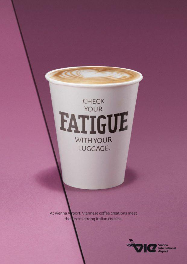Visual für Bildschirme und Plakate: Coffeeshop