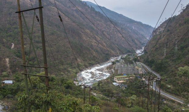 Saubere Energie durch Wasserkraft ist der Exportschlager in Bhutan