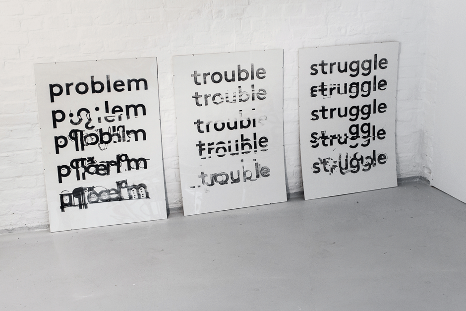 Problem Trouble Struggle