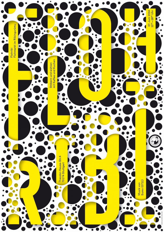 Flohribi Poster