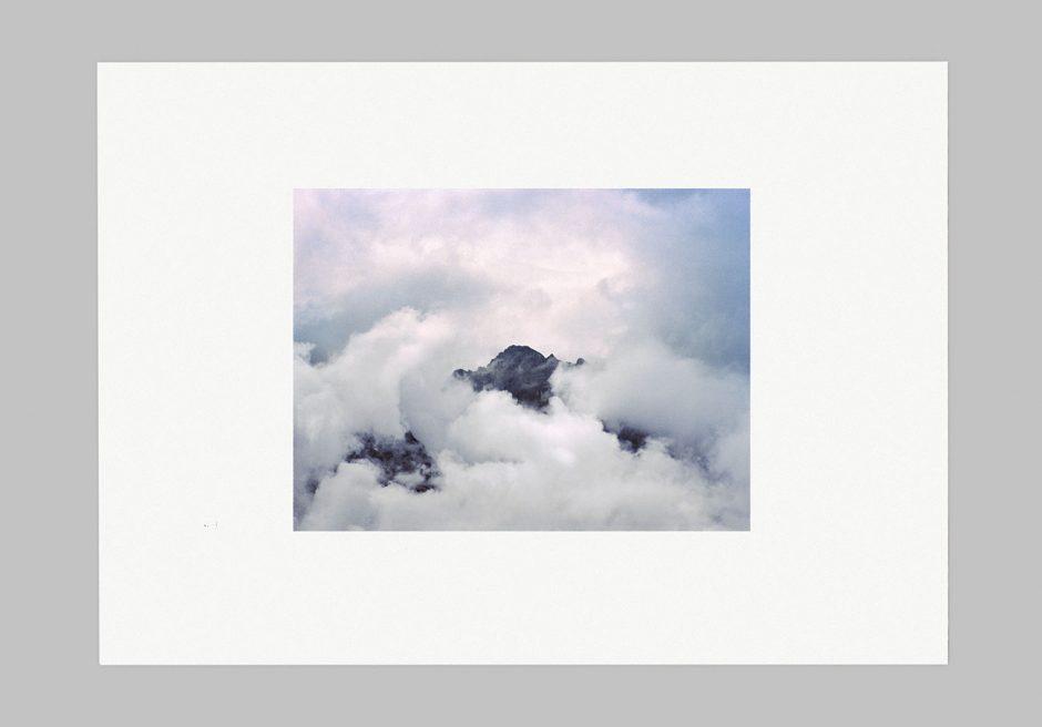 Turmoil, 2016, 35mm-Fotografie/Testdruck