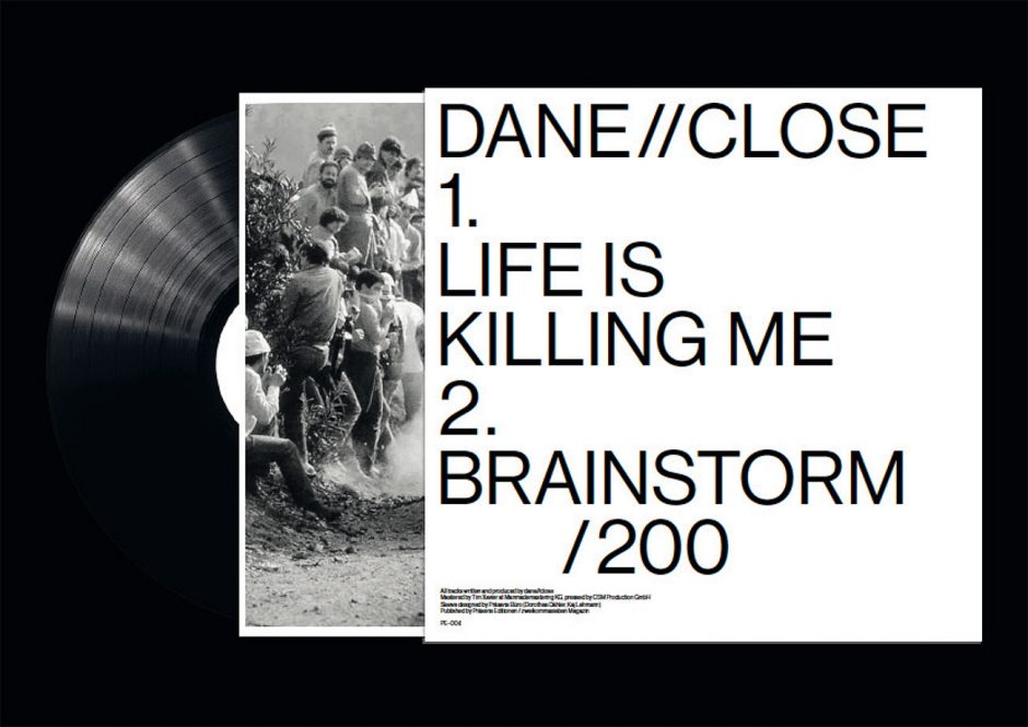 dane//close – Life Is Killing Me