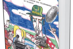 Matthias Friedrich Muecke: ... und ACTION! Ein fast vollständiges Lexikon der Filmbranche in Bildern. Verlag Voland & Quist, Dresden