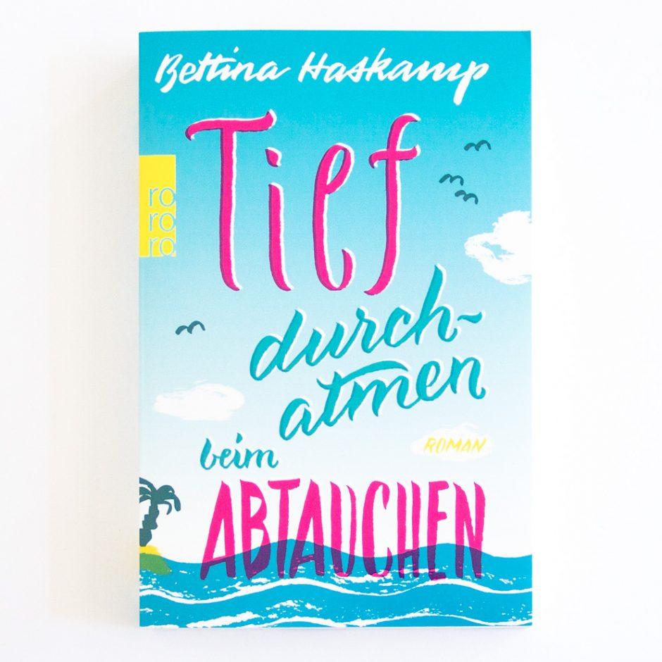 Umschlaggestaltung und Titellettering für einen Roman, Rowohlt Verlag, 2015