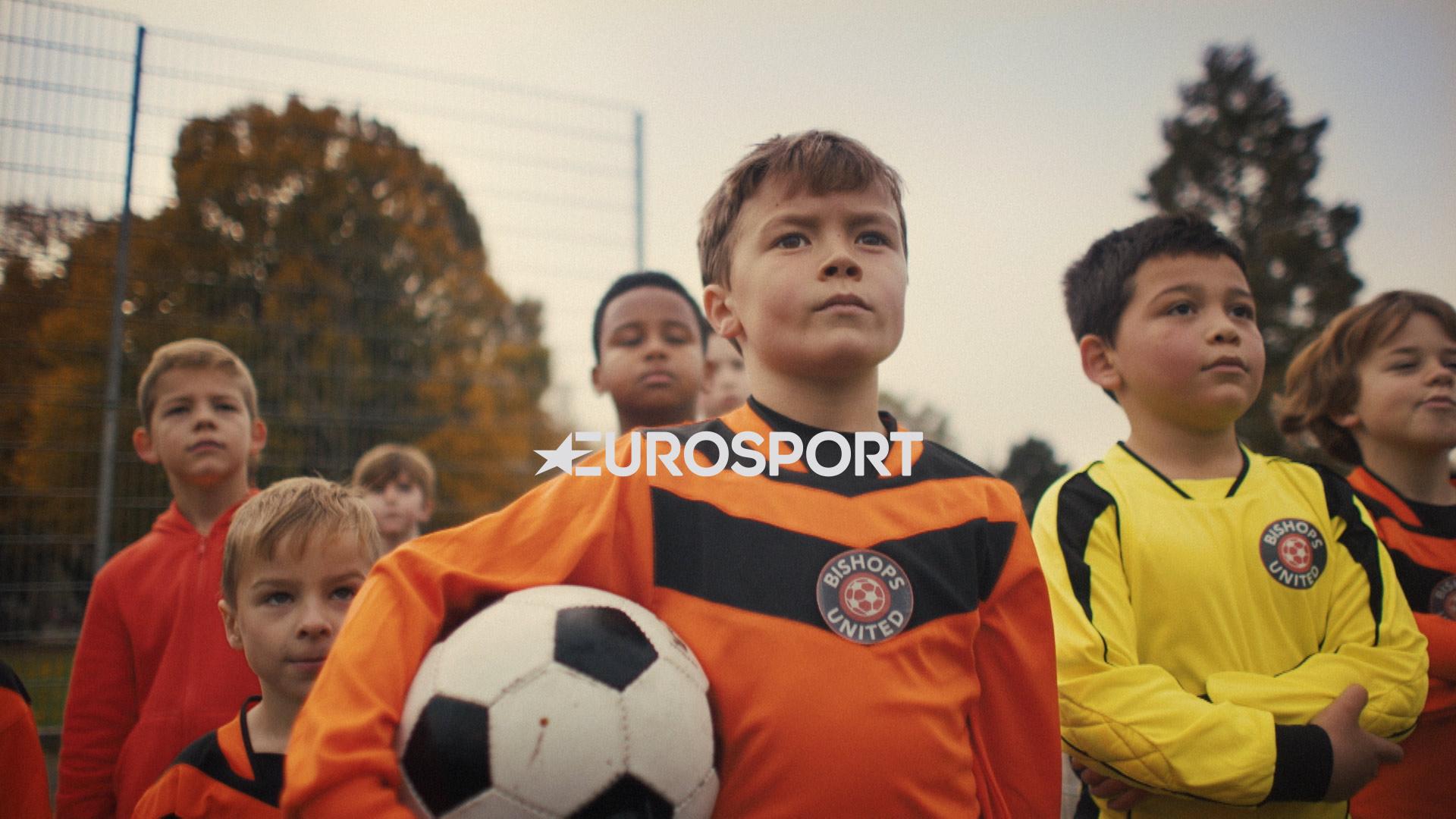 Bestes Corporate Designpaket: Eurosport Branding