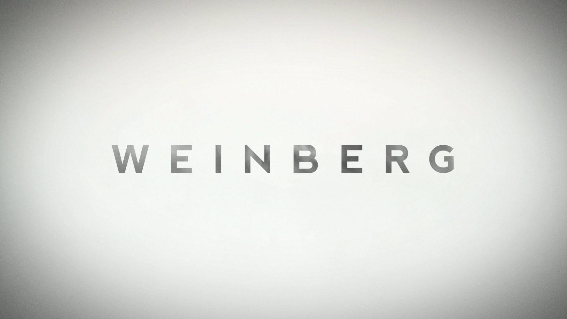 Stimmungsvoll mystisch und damit passend zur Serie ist das Title Design von Weinberg