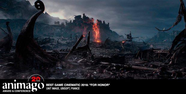 Best Game Cinematic