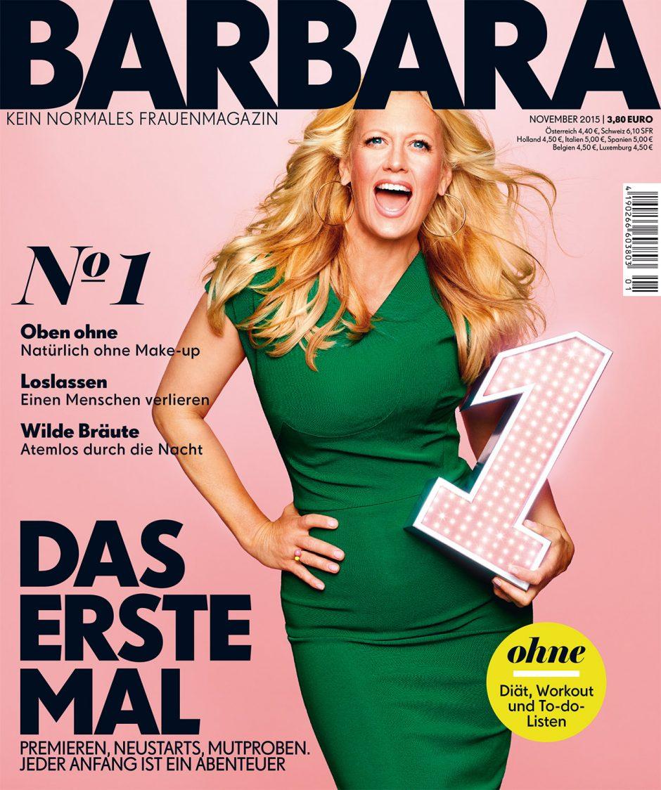 Bronze: Barbara, Gruner+Jahr