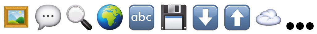Icons_Emojis_Piktogramme