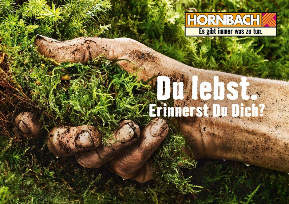Silber: Hornbach, Du lebst. Erinnerst Du Dich?, Heimat