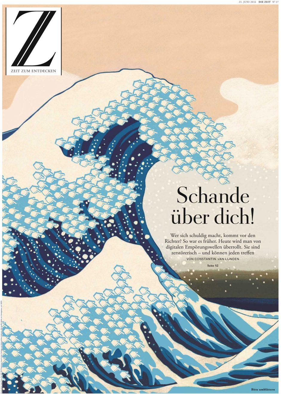 Die Zeit Nr. 46/2015 bis 27/2016, Z - Zeit zum Entdecken, Die neue Beilage über die schönen Seiten des Lebens