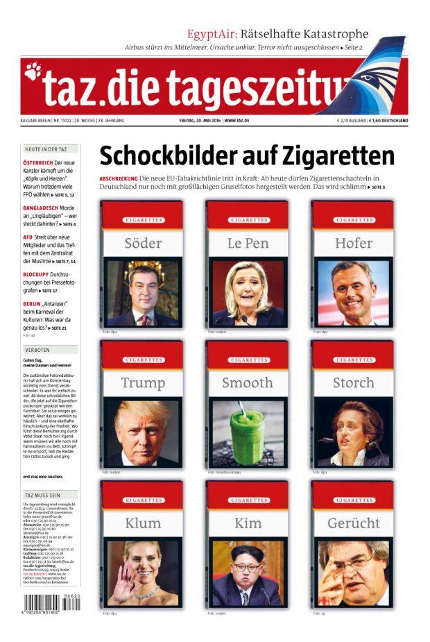 Bronze: taz, taz Verlag