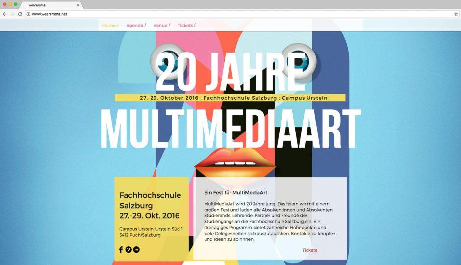 20 Jahre MultiMediaArt