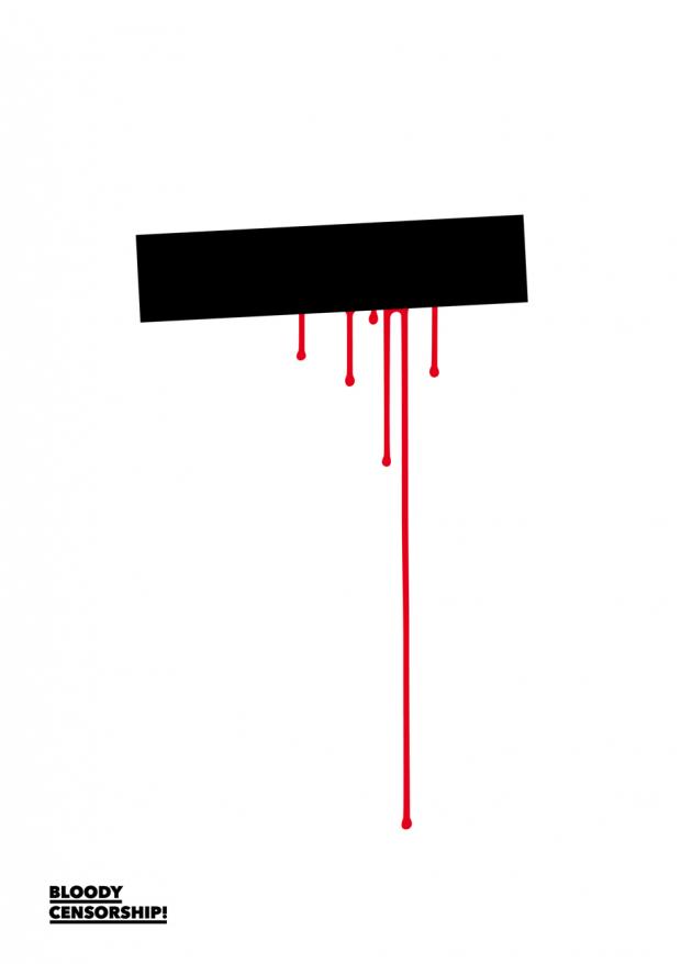 »Bloody Censorship«