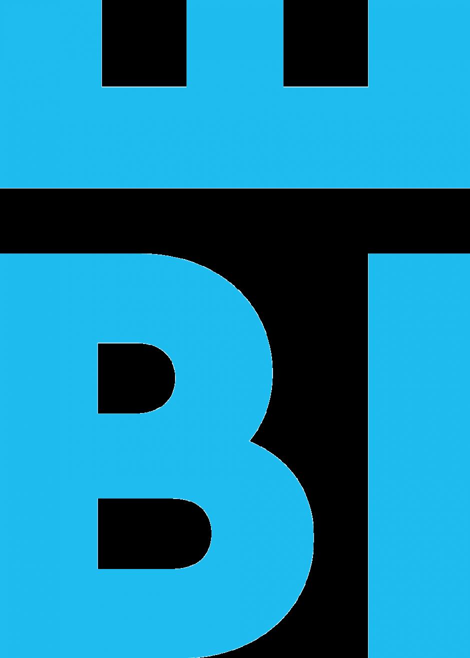 Logovariante hellblau