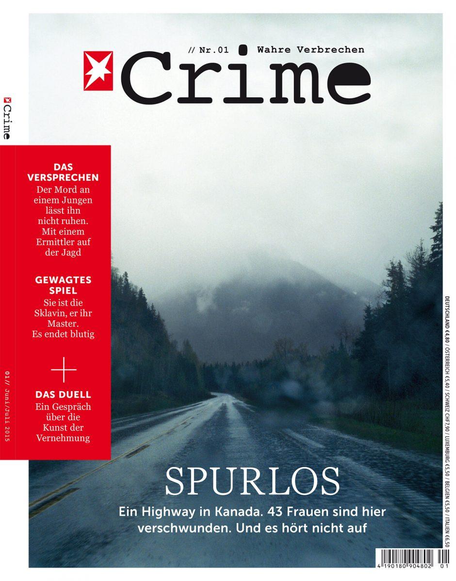 Silber: Stern Crime, Gruner+Jahr