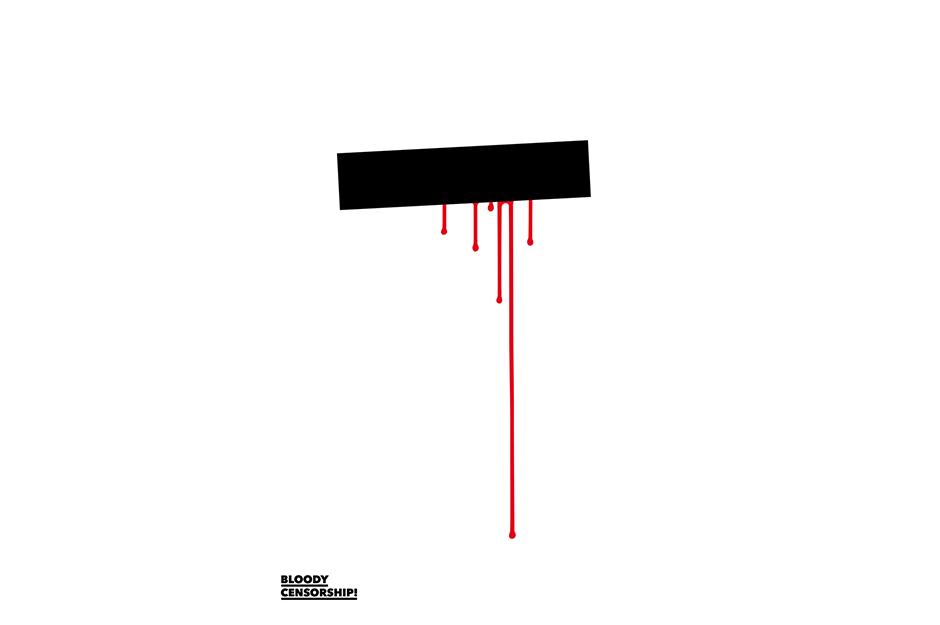 Der Erlös der Plakate von Studio KQ geht an die Flüchtlingshilfe